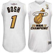 Chris Bosh Miami Heat 2012 NBA Champions Jersey