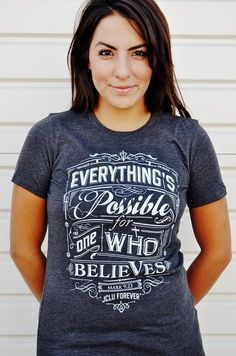 Awesome clothing line for Christian women