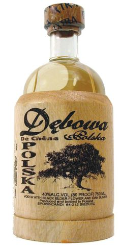 debowa white oak vodka