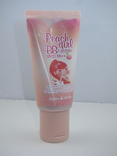 Holika Holika Peach Girl BB Cream Review and Swatches