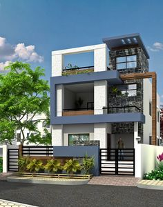 Modern bungalow house in the philippines image 6 home for Architecture design for home in lucknow