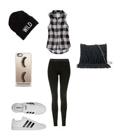 """comfy and cute"" by redhedqueen1 on Polyvore featuring American Eagle Outfitters, Topshop, adidas, SONOMA Goods for Life and Casetify"