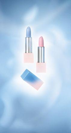¿Que opinas de maquillaje de labios en los colores del año? Rosa Cuarzo y Serenity Blue. ¡Yo quiero probarlos ya!