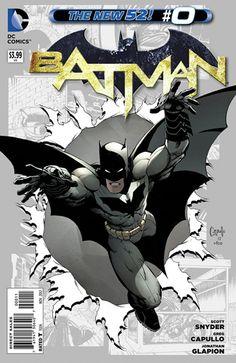 ScienceFiction.com Comic Book Review: 'Batman' #0