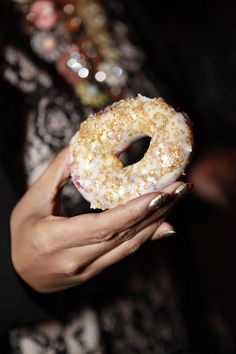 Glitter donuts? YES PLEASE