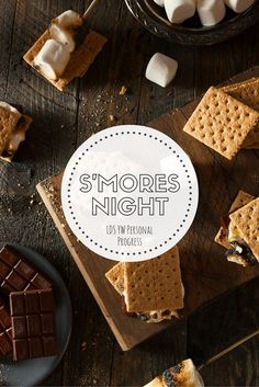 LDS Personal Progress Activity Idea. Sit around the fire and cook some S'mores and pass off some Personal Progress with this fun activity from Little LDS Ideas