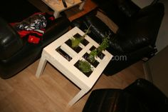 Red lack table angle | DIY Pal chabolito | Pinterest | Lack Table ...