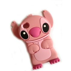Pink Lovely Stereoscopic Case Silicone Soft Case for iPhone 4/4S - Best iPhone 4/4S Cases - iPhone 4/4S Cases