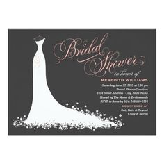 Deals Bridal Shower Invitation | Elegant Wedding Gown We provide you all shopping site and all informations in our go to store link. You will see low prices on