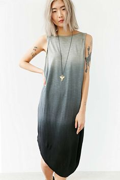 Ecote Harmony Tee Dress - Urban Outfitters