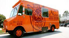 Neue Southern Food Truck #foodtruckwrap #foodtrucknation