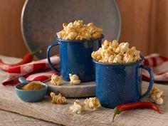 Summer Snacking: BBQ Popcorn