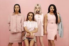 Little Mix in 'Wonderland' magazine