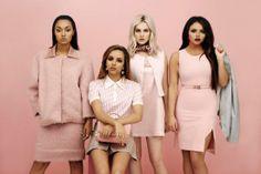 Little Mix in 'Wonderland' magazine
