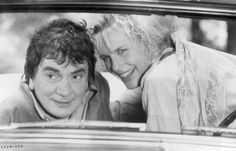 Dudley Moore and Daryl Hannah