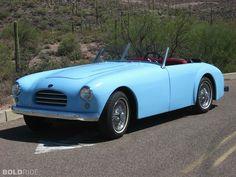 1954 Allard K3 Roadster)