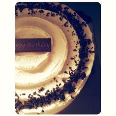 レシピとお料理がひらめくSnapDish - 21件のもぐもぐ - Banana cake w/ creamcheese frosting  by Sweet Actually