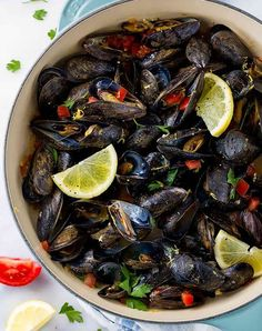steamed mussels with white wine and garlic recipe