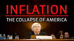 The Collapse of America: The FED Prepares for Hyperinflation