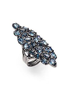 Alexis Bittar - Elongated Cluster Ring
