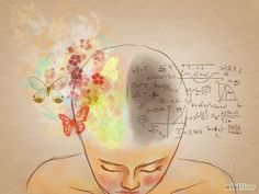 """Dibujo que representa la comunión entre ciencia y creatividad, planteada por Da Vinci en sus reflexiones. Sanchez lo define como """"la integración del trabajo práctico-artístico y del trabajo crítico-teórico (o incluso del trabajo científico)"""" (p.2) o """"la inevitabilidad del proceso de trasvase del conocimiento (…) a la práctica"""", y amplía: """"responde al proceso de transferencia de la teoría a la práctica que se ha producido (…) en las últimas décadas"""" (p.2)"""