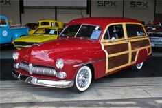 Get terrific tips on vintage cars. They are actually offered for you on our internet site. Automobile, Woody Wagon, Mercury Cars, American Auto, Wooden Car, Ford Classic Cars, Vans, Collector Cars, Station Wagon