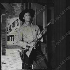1958 Clint Walker Actor Cheyenne Television Press Photo 91 | eBay
