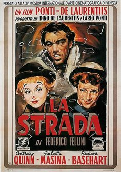 la strada fellini - Google Search