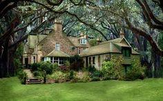 Fairytale cottage in Atlanta, Georgia - where in atlanta??