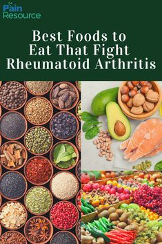 Living with RA can be challenging. Let& look at foods that fight rheumatoid arthritis and how to incorporate more of them into your daily meals. Rheumatoid Arthritis Diet, Arthritis Relief, Arthritis Remedies, Health Diet, Health And Nutrition, Health And Wellness, Health Fitness, Healing Herbs, Natural Healing