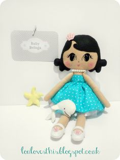 fabric doll | Tumblr