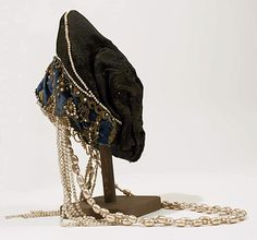 Ensemble Date: late 19th century Culture: Russian Medium: velvet, silk, cotton