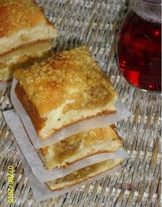 Baked Doughnuts, Savory Pastry, Sweet Pastries, Sweet Recipes, Baked Goods, Sandwiches, Food And Drink, Cooking Recipes, Favorite Recipes