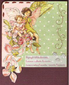 """Horsman kukka runo """"Synnyit tähdenlennosta, horsman kukasta hennosta, taivaan sateenkaaresta, suuresta haaveesta."""" /Kuunlilja Blogi, March 14, 2008"""