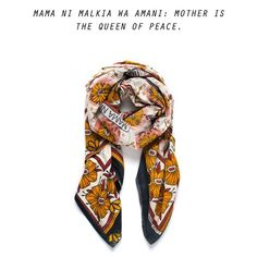 Equatable to a vintage graphic tee, DUKA scarves all come with proverbs printed on the textiles. Each purchase of a #mothersday scarf helps Kenyan moms send there kids to school & provide basics such as food & water ✏️#vintagetees #graphictees #scarves #giftsthatgive #moms #mothersdaygifts #womensempowerment #ethicalfashion
