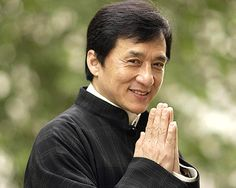Jackie Chan (love his martial arts scenes in movies - fun to watch!)