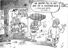 JP Magufuli, Museveni and Uganda Local Hero, Uganda, Funny Jokes, Politics, How To Get, Sayings, Life, Stupid, Editorial