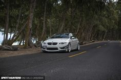 BMW M3 in Hawaii