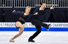 US Nationals 2017 Madison Hubbell & Zachary Donohue - 3rd place after SD