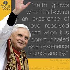 Wisdom and love of Pope (Father) Benedict. If God would allow me to meet him I would tell him how much many of us love him. Luke Productions - Daily audio meditations from Pope Benedict Benedictxvi.tv: Rosary in Latin with Pope Benedict: Catholic Books, Catholic Quotes, Roman Catholic, Catholic School, Catholic Saints, Seven Sacraments, Pope Benedict Xvi, Holy Quotes, Bride Of Christ