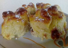 Bajor kalács recept foto Homemade Dinner Rolls, Sweet Bread, Pound Cake, French Toast, Muffin, Food And Drink, Cooking Recipes, Cookies, Breakfast