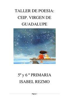 Taller de poesia1 niños de 5º y 6º primaria Soloing, Spanish, Movies, Movie Posters, Poetry For Kids, Reading Comprehension, Blue Prints, Films, Film