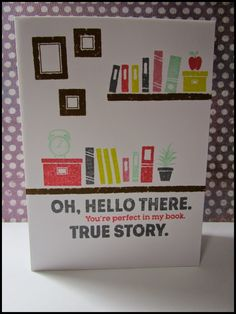 September 2014 Sparkliie Creations: You're Perfect in My Book!