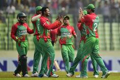 """Bangladesh have been the minnows for a long time now. They need to step out and deliver at this world cup to compete with the """"Asian Big 3"""" - India, Pakistan and Sri Lanka"""