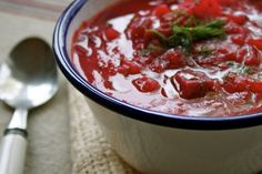 Everyone has their own borscht recipe. I often serve it on Christmas Eve. I flavor with a T of vinegar and an equal amount of honey for a sweet/sour touch. Lots of carrots, potatoes, celery and cabbage. Tomatoes. Caraway seed and fresh dill. Yoghurt or sour cream. My Ukranian friend likes it.  Bright & Lively Beet Borcht | IPOM