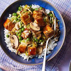 Tofu & Veggie Stir-Fry