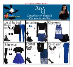"""""""Olly. Daughter of Oswald The Lucky Rabbit"""" by elmoakepoke ❤ liked on Polyvore featuring Diane Von Furstenberg, Isabel Marant, Sam Edelman, By Malene Birger, Charlotte Olympia, Chicwish, Polo Ralph Lauren, Torn by Ronny Kobo, HUE and Miss Selfridge"""