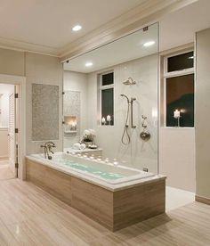 badezimmer mit dusche und badewanne #2 | haus ideen | pinterest