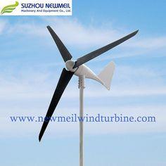 Horizontal wind turbine Marine Wind Turbine /Wind turbine on grid system Grid System, Wind Turbine, Solar, Public, Sun