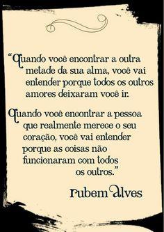 95 Melhores Imagens De Rubem Alves Feelings Quotes E Thoughts